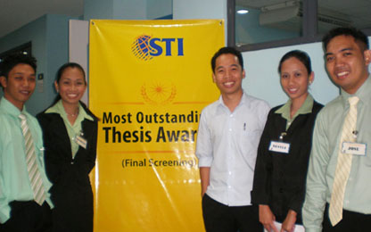 Thesis title for it students philippines