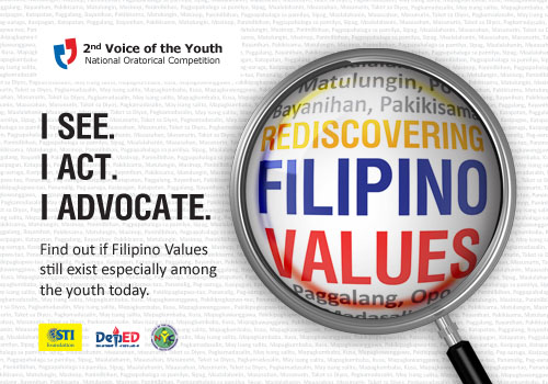 rediscovering filipino values View test prep - rediscoveringrizal from socsc 005 at northern arizona university jose rizal : re-discovering the revolutionary filipino hero in the age of terrorism by e san juan, jr fellow, web.