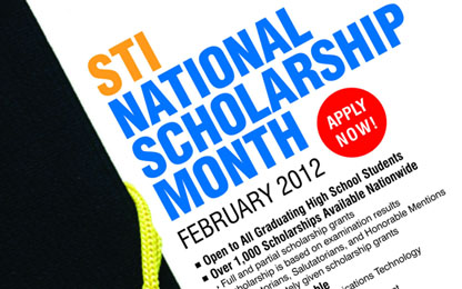 STI to Grant 1,000 Scholarships Nationwide | STI Colleges and
