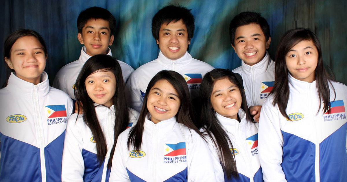 Cunanan's Philippine Robotics Team