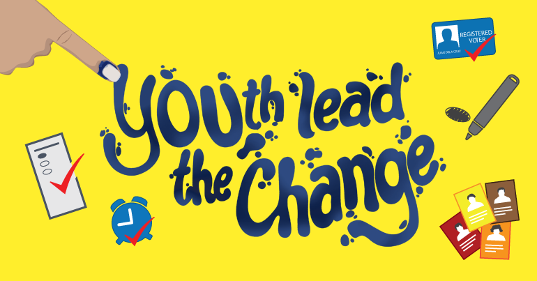 Find out How YOUth Lead the Change!