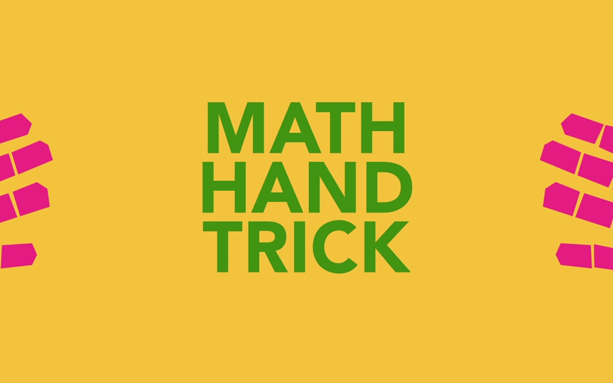 Here's a math trick you probably haven't tried yet